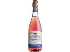 Cavicchioli Lambrusco Rosato Dolce, 0,75l