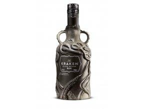 "Kraken Black Spiced Rum ""The Salvaged Bottle"" Ceramic Limited Edition, 40%, 0,7l"