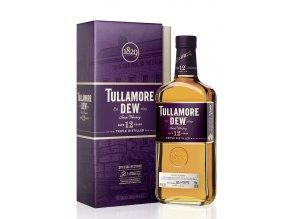 Tullamore Dew 12 YO, 40%, 0,7l