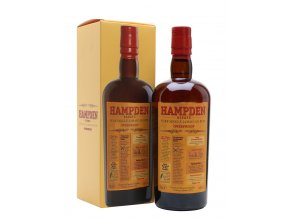 Hampden Estate Overproof, 60%, 0,7l