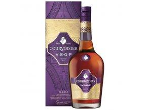 Courvoisier VSOP, Gift Box, 40%, 0,7l