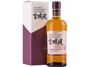 Nikka Miyagikyo Single Malt, Gift Box, 45%, 0,7l