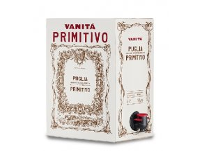 Primitivo 2019, Bag in box, Farnese, 5l