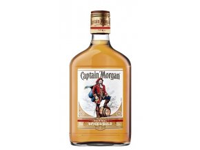 Captain Morgan Spiced Gold, 35%, 0,2l