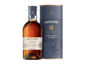 Aberlour Triple Cask, Gift Box, 40%, 0,7l