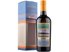 Transcontinental Rum Line Guadeloupe 2014, 43%, 0,7l1