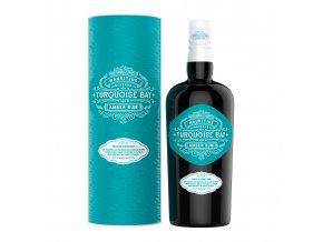 Rum Turquoise Bay + tuba, 40%, 0,7l