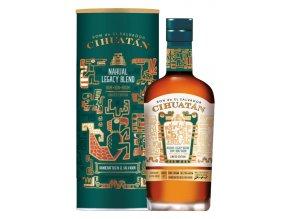 Cihuatán Nahual Legacy Blend Limited Edition + tuba, 47,5%, 0,7l1