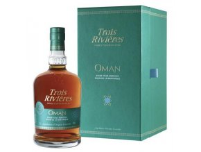 Trois Rivieres Oman, Gift Box, 42%, 0,7l 01