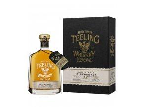 Teeling Revival Vol. V 12 YO Cognac&Brandy Finish, Gift Box, 46%, 0,7l