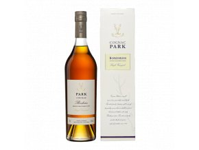 Cognac PARK Borderies, Gift Box, 40%, 0,7l