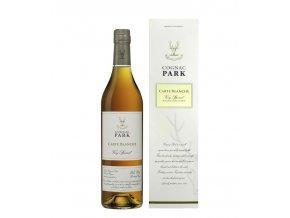 Cognac PARK V.S. Carte Blanche, Gift Box, 40%, 0,7l