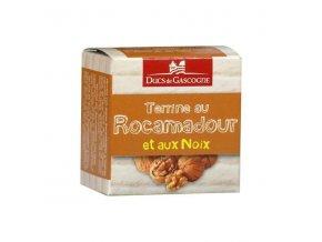 Terina se sýrem Rocamadour a vlašskými ořechy, 65g