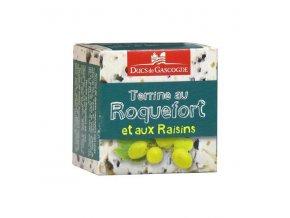 Terina se sýrem Roquefort a rozinkami, 65g