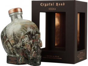 Crystal Head John Alexander Artist Series, Gift Box, 40%, 0,7l