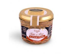 Jean Brunet Terina z vepřových játer s lanýžovou šťávou - Limited Edition, 180g