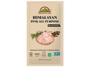 """Hymalayan Chef - Himalájská růžová sůl """"SMĚS KOŘENÍ"""", 30g"""