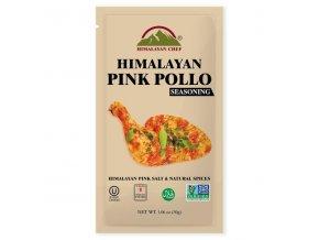 """Hymalayan Chef - Himalájská růžová sůl """"KOŘENĚNÉ KUŘE"""", 30g"""
