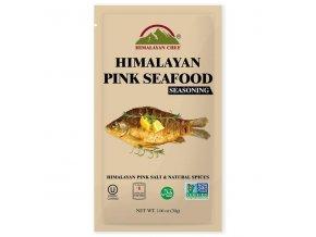 """Hymalayan Chef - Himalájská růžová sůl """"MOŘSKÉ PLODY"""", 30g"""