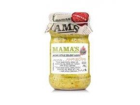 Mama's Zelený Ajvar Home Made Fire hot Mamas, 290g
