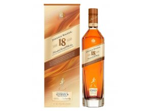 Johnnie Walker The Ultimate 18 Y0, Gift Box, 40%, 1l11