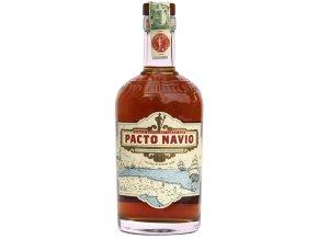 Pacto Navio Rum, 40%, 0,7l