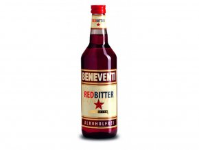 Beneventi Red Bitter, 0%, 0,7l