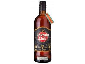 Havana Club Aňejo 7YO, 40, 0,7l