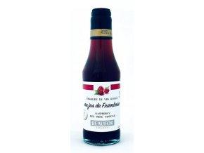 BEAUFOR Vinný ocet MALINOVÝ, 7%, 250 ml