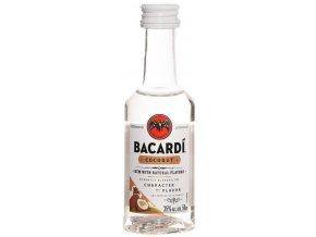 Bacardi Coconut, miniatura, 35%, 0,05l