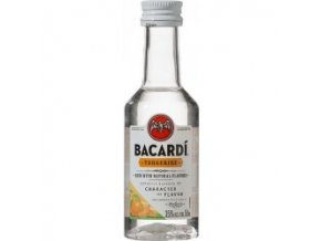 MINI Bacardi Orange, miniatura, 35%, 0,05l