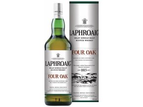 Laphroaig Four Oak, Gift Box, 40%, 1l