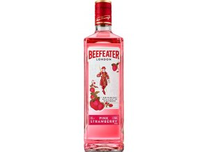 Beefeater Gin Pink, 37,5%, 1l