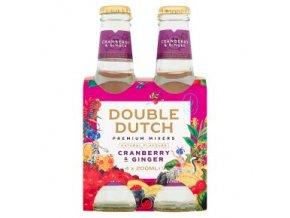 Double Dutch Cranberry & Ginger Tonic