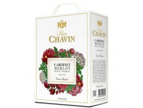 Cabernet Merlot, bag in box, Pierre Chavin, 3l