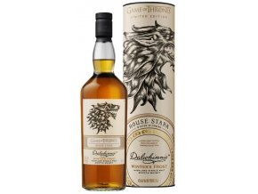 Dalwhinnie Winter's Frost Game of Thrones House Stark, 43%, 0,7l12
