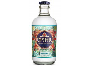 Opihr, Prémiový drink Gin&Tonic, 6,5%, 275ml