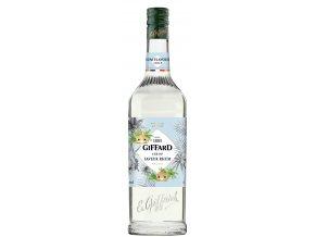 Giffard Rhum, sirup s příchutí rumu, 1l