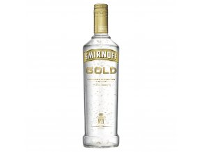 Smirnoff Gold Cinnamon