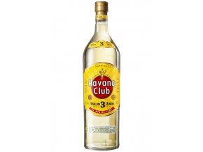 Havana Club 3 YO, 40%, 3l