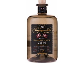 Gin Tranquebar Royal Danish Navy, 52%, 0,7l