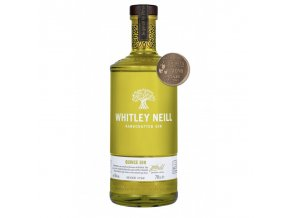 Whitley Neill Quince Gin, 43%, 0,7l