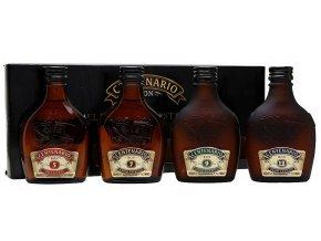 MINI Ron Centenario Tasting set, Gift Box, 40% , 4x0,2l