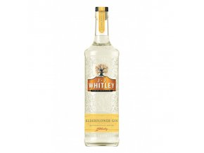 Whitley Neill Elderflower Gin, 40%, 0,7l