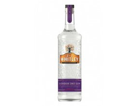 Whitley Neill London Dry Gin, 38,6%, 0,7l