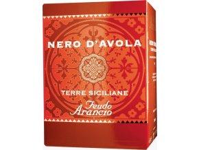 Arancio Nero D´Avola IGP, Bag in Box, 3l