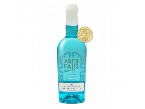 Aber Falls Welsh dry gin, 41,3%, 0,7l