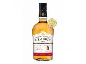 Crabbie 8 YO Scotch single malt, 46%, 0,7l