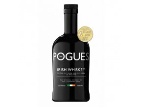 Pogues Irish whiskey, 40%, 0,7l