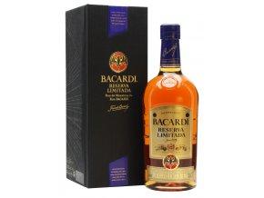 Rum Bacardi Gran Reserva Limitada, 40%, 1l
